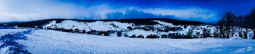 Panorama Zieleniec