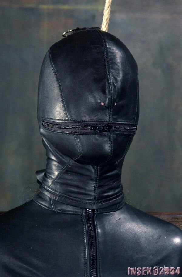 Sorry, fetish hood leather mask rubber