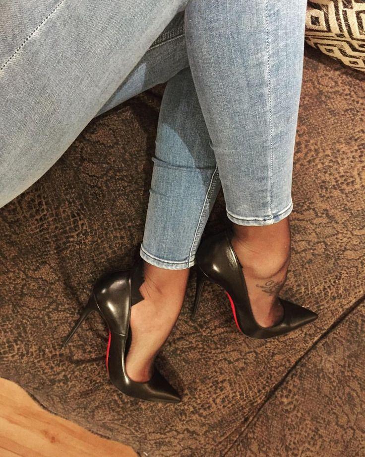 "449 Likes, 11 Comments - @abracadabraistanbul on Instagram: ""@latex_lisa_dominatrix #foot #shoe #legs #leg #toering #stiletto #fishnet #nylon #piedi #louboutin…"""