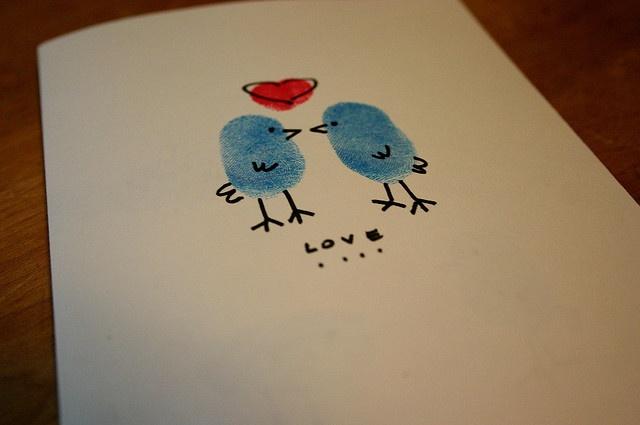 thumbprint kids art - Google Search