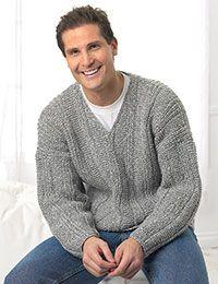 Relatively easy knit sweater - beginner level!