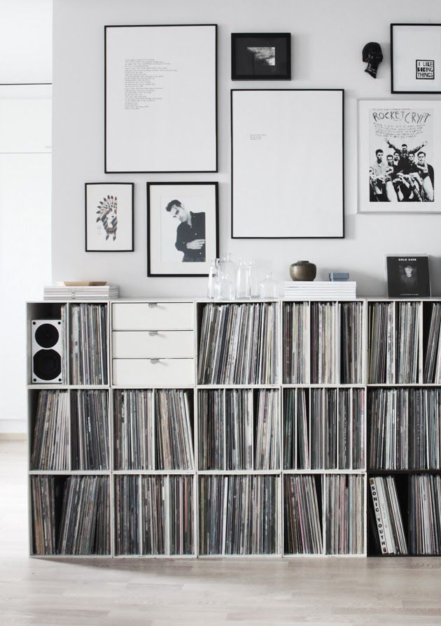Many of you have been asking about our record shelves. They are called Palaset and designed by finnish designer Ristomatti Ratia. Sadly they...