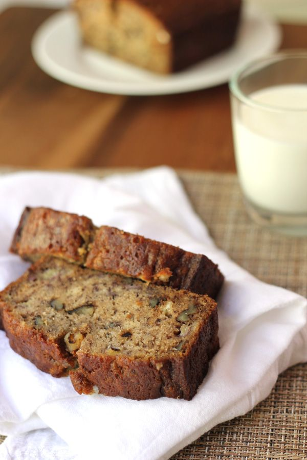 The Best Banana Nut Bread Recipe