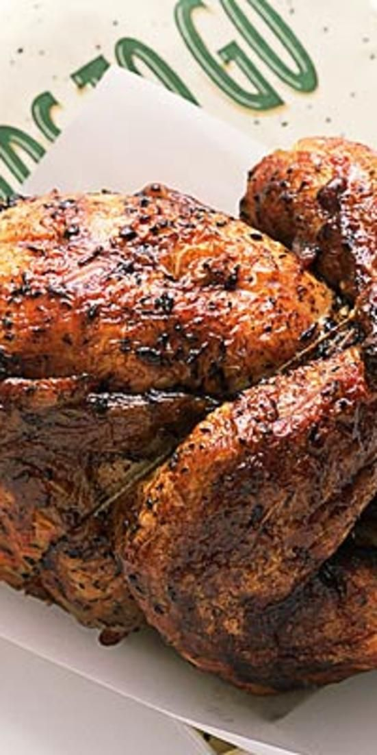 Quick chicken recipes  - Who doesn't love rotisserie chicken? Get dinner on the table in no time with these easy rotisserie chicken recipes.