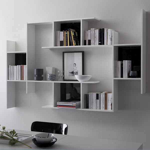 modular bookcase for small space  furniture  Pinterest