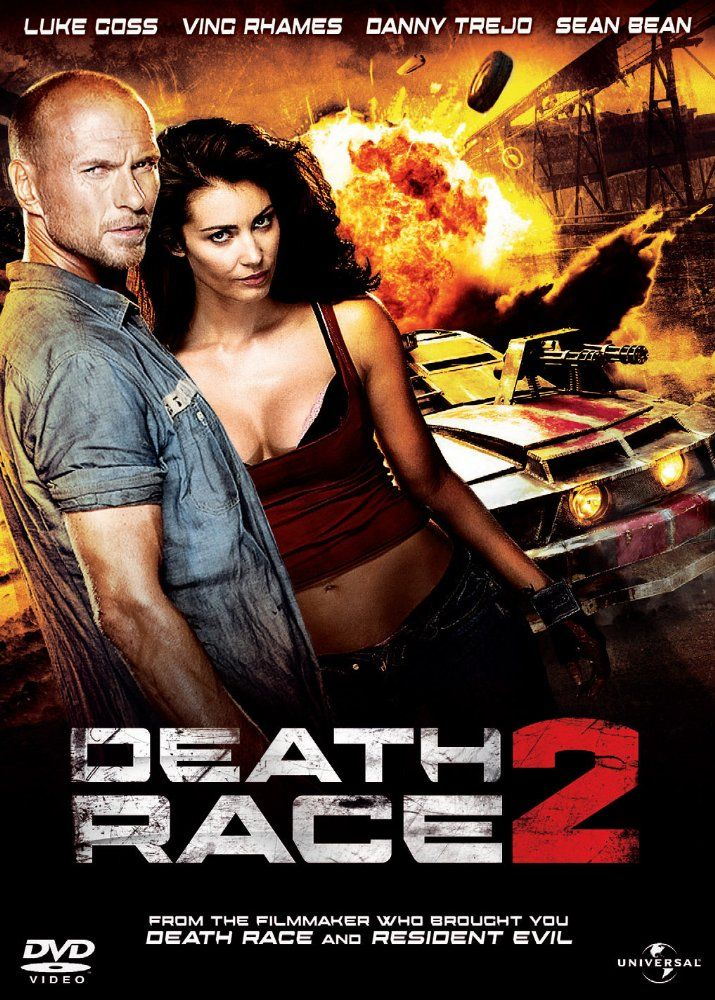 Death Race 2 (2010) - Luke Goss, Sean Bean - A repentant convict (Luke Goss ) must survive a deadly reality show involving vehicular combat in this action thriller - Watched Sept 13, 2016