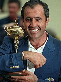 Seve Ballesteros RIP - He would have been sooo proud.