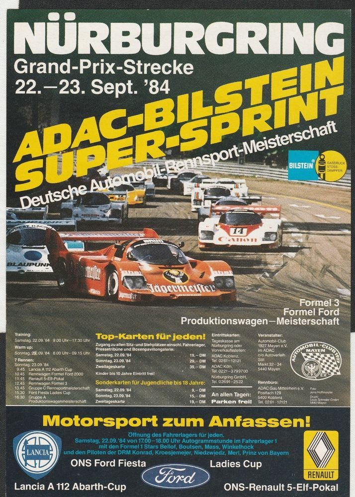 45 best images about Original Period Race Posters & Flyers on ...