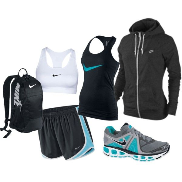 I would exercise if I had this outfit :)