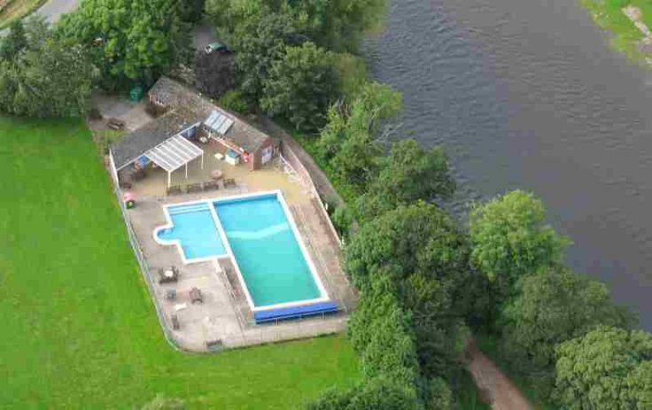 20 best wild swims in cumbria images on pinterest - Campsites in cumbria with swimming pool ...