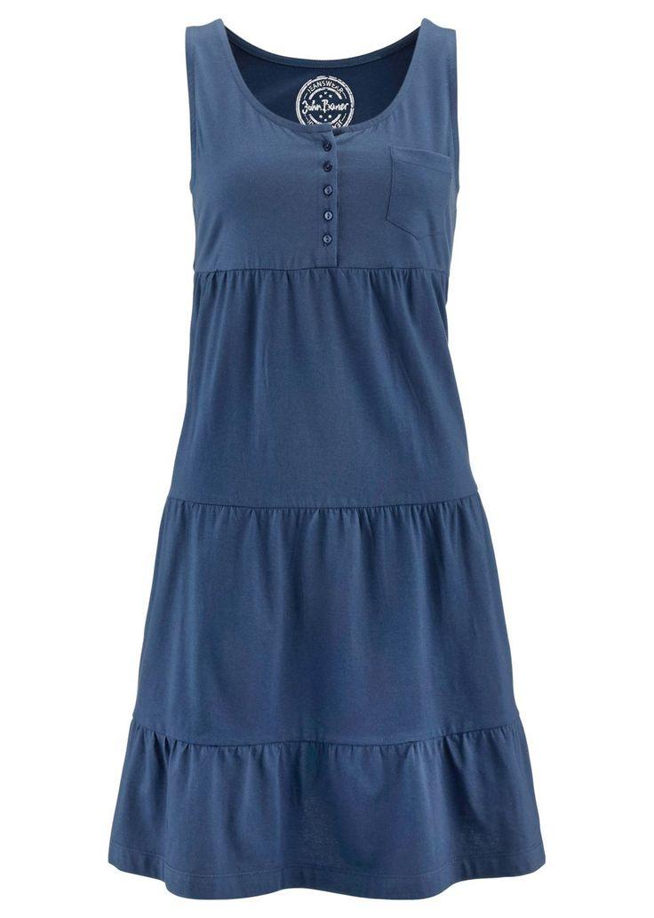Sukienka Idealna w upalne dni sukienka • 79.99 zł • bonprix