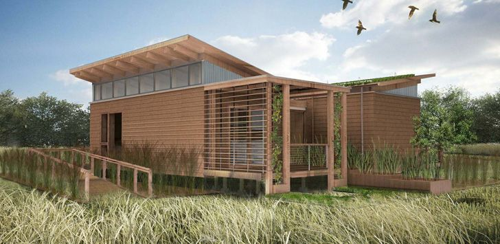 Inhabitat interviews University of Maryland student designer David Gavin on the design of the Solar Decathlon prize winning WaterShed home, and how Building Information Modelling software helped bring this team to victory at the 2011 Solar Decathlon.