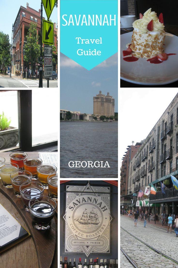 Travel Guide: Savannah, GA