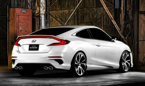 2016 Honda Civic Coupe Price Release Date