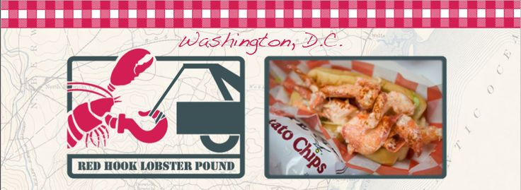 Red Hook Lobster Pound DC - HomeA.... Amazing lobster served from a food truck.