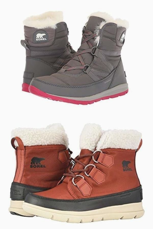 a8abafd04dd7 First best ladies snow boots. Black Friday recortadas24 stylish ladies snow  boots 146 20180828073809 17  Winter  Boots  ladies  women  outfits  ideas