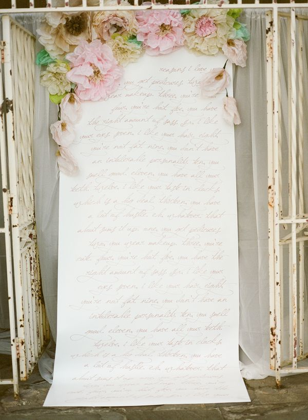 Images about letters wedding on pinterest ceremony