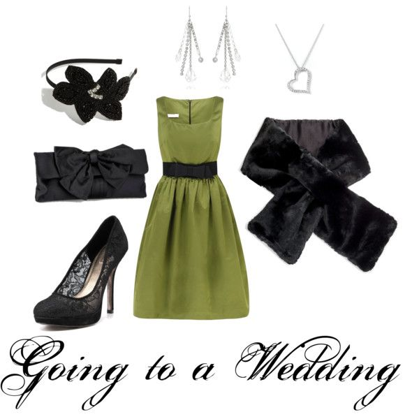 Perfect outfit to wear to a Fall/Winter Wedding