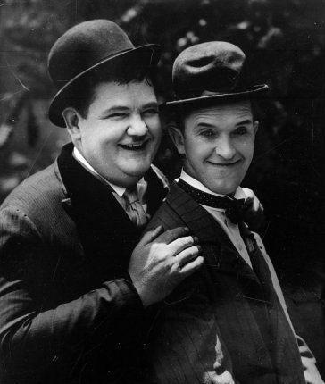 Stan Laurel & Oliver Hardy...  @rt&misi@.