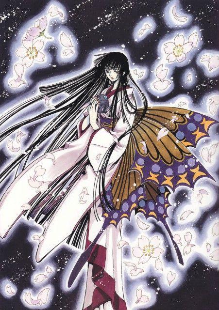 One of my favorite characters: Yuuko Ichihara from xxxHOLiC