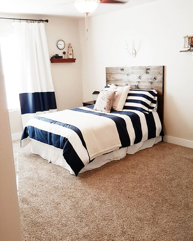 Best 25+ Navy Bed Ideas On Pinterest