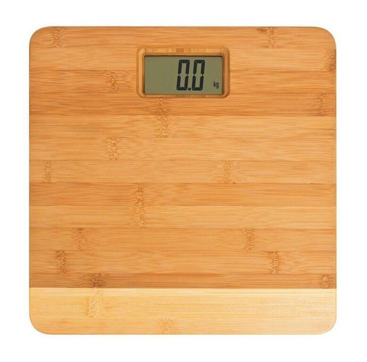 Buy Legend 150KG Bambooo Digital Bathroom Scalefor R239.00