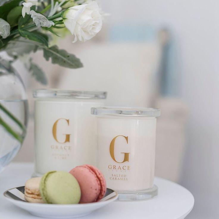 Elegant white glassware will suit any home decor