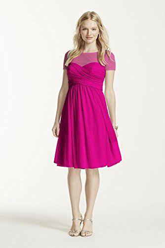 Illusion Short Sleeve Mesh Bridesmaid Dress Style F15911,... http://www.amazon.com/dp/B00R33NAS6/ref=cm_sw_r_pi_dp_xR9mxb15EQBBE
