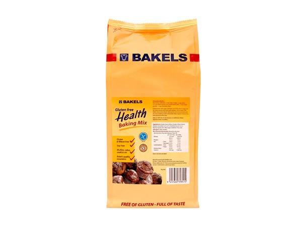 Bakels Gluten Free Baking mix.