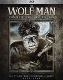 The Wolf Man: Complete Legacy Collection [Blu-ray] [8 Discs], 61181215000