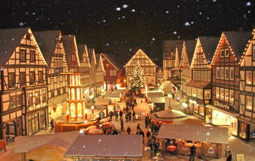 Christmas Market - Rinteln, Germany
