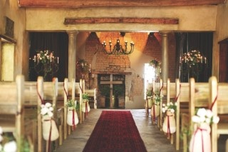 WEDDING VENUE: Langkloof Roses - intimate Wedding and Function venue near Wellington, Western Cape. Surrounded by oak trees and roses, it includes a restored 1854 Manor House and a rustic 1800's Chapel.