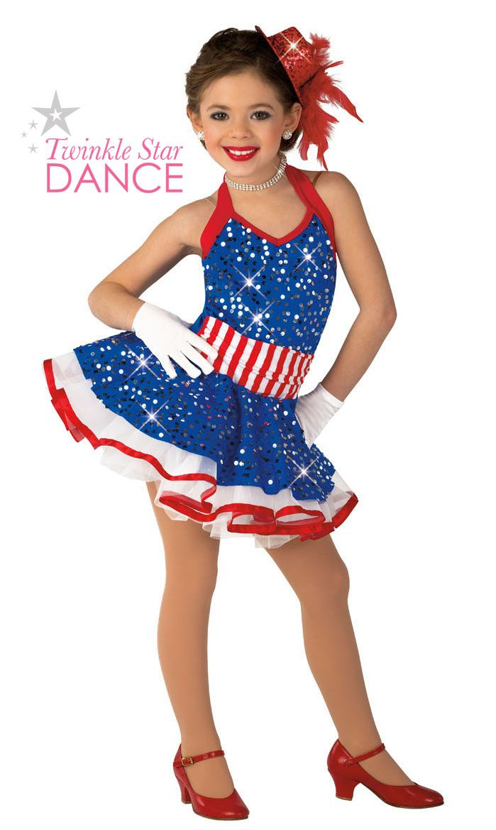 Dance costumes for girls jazz