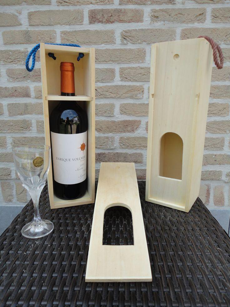 www.graveerpunt.be - Gepersonaliseerde wijnkist