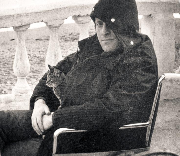 Иосиф Бродский. Коктебель. Октябрь, 1969