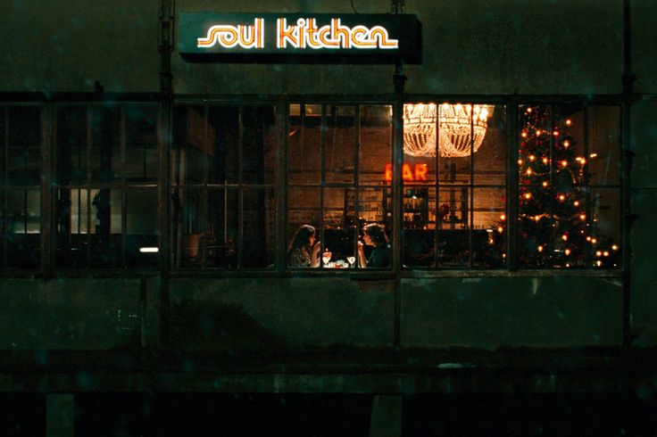 soul kitchen   the name says it all - love and food - there can't be anything wrong with that! <3