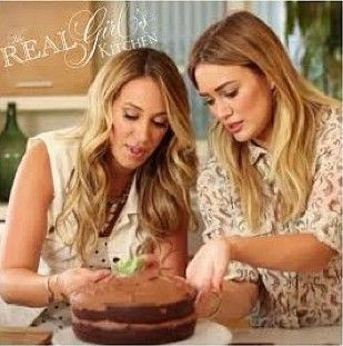 Black Bean Chocolate Cake - Haylie Duff