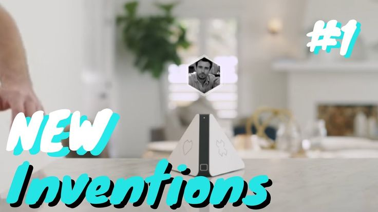 5 New Inventions You Need To See #1