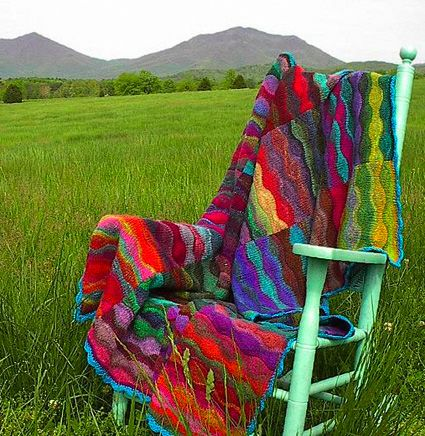 stunning.: Crochet Blankets, Lizards Ridge, Crochet Afghans, Afghans Patterns, Free Knits, Knits Patterns, Knits Blankets, Free Patterns, Knits Afghans