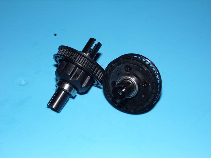 TD10 gear diff