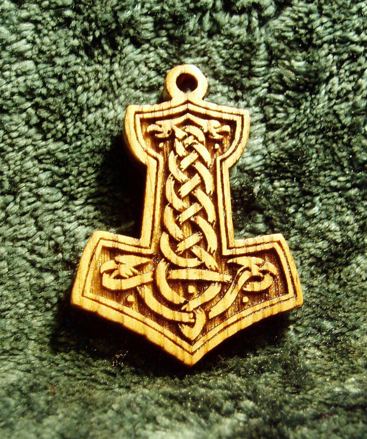 the original celtic pendant thor s hammer mjolnir by
