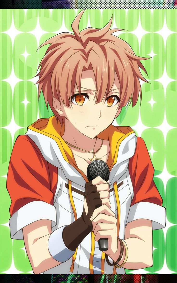 Pin by cherry on IDOLiSH7 Anime music, Anime, Anime love