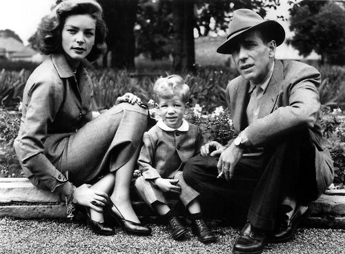urban teaseFathers Humphreybogart, Vintage, Sons, Lauren Bacall, Hollywood, Humphrey Bogart, Families, Bogie, People