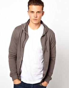 Asos Sale – 10% Off Promo Code - United Colors Of Benetton Sweatshirt With Zip Thru And Hood #asos #menszipup #hoody #hoodie #zipup #mensfashion #mensclothing