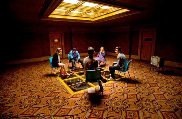 """Chatroom"",  Hideo Nakata - 2010"