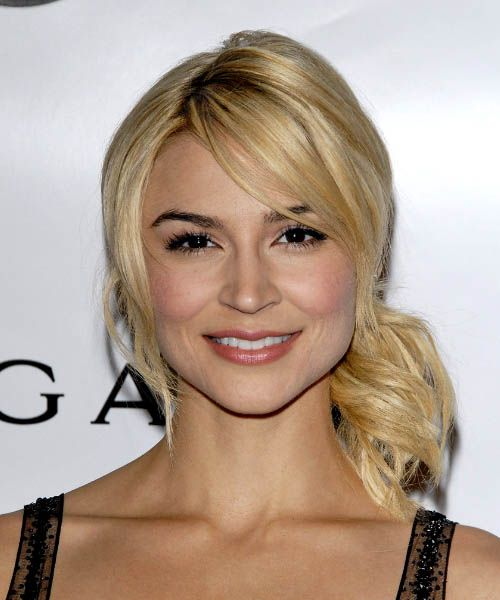 Samaire Armstrong Hairstyle 2014
