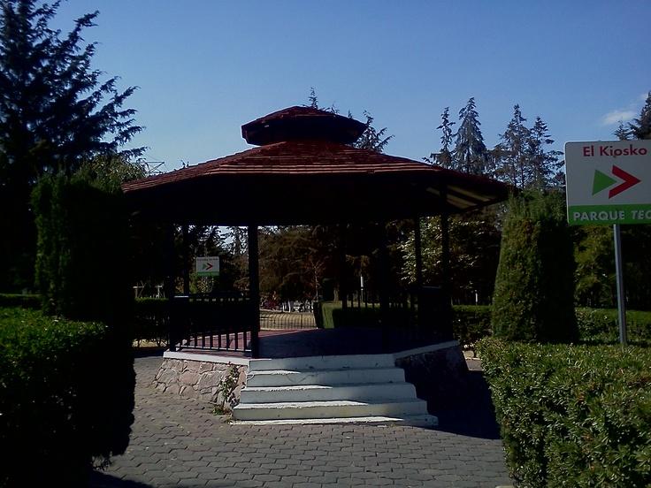 Kiosko Bosques de las Lomas