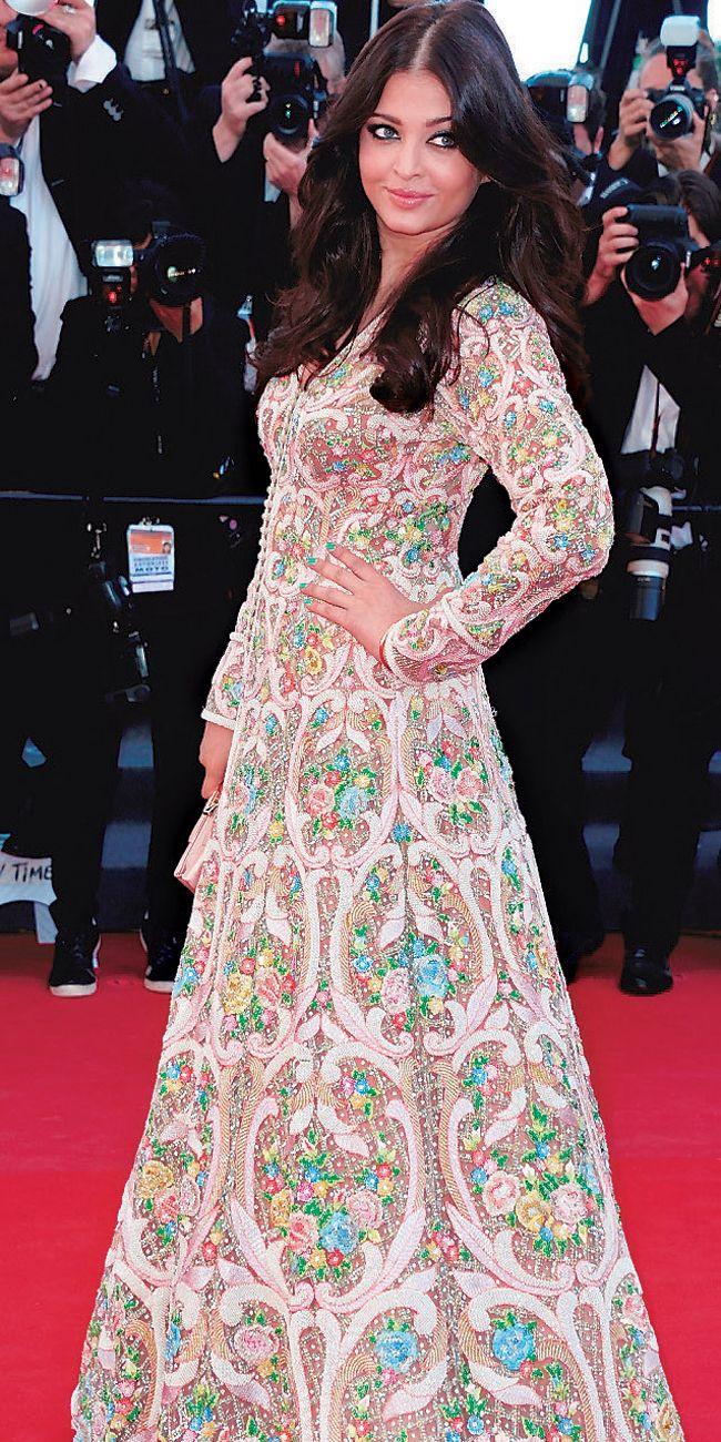 Aishwarya Rai Bachchan at #Cannes 2013.