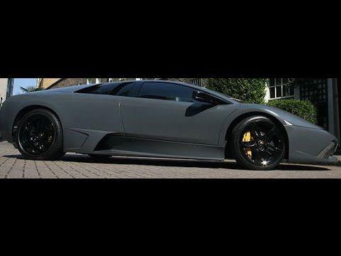 My wife bought me a Lamborghini Murcielago for Christmas