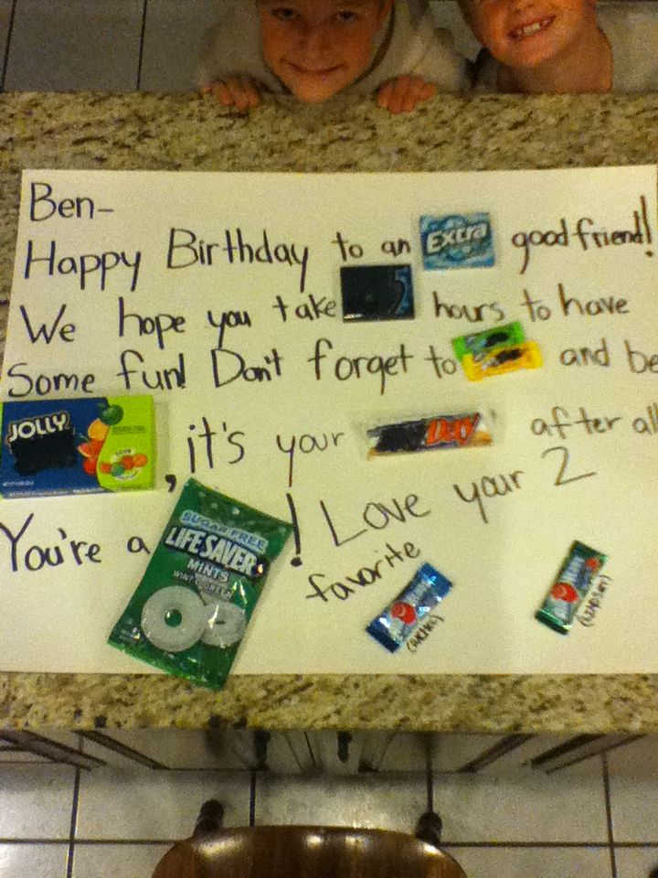 Best guy friend present guy friend gifts birthday gifts
